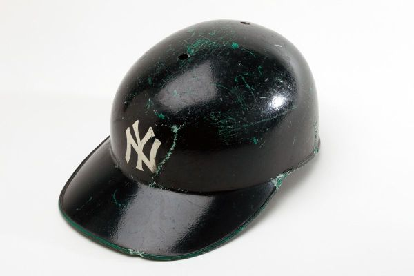 1975 | Thurman Munson's batting helmet (SCP Auctions)